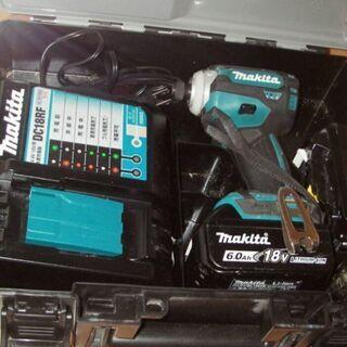 マキタ(makita)充電式インパクトドライバー完品