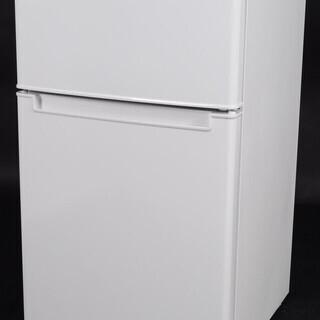 R-JE037 ハイアール AT-RF85B 2ドア冷蔵庫  2...