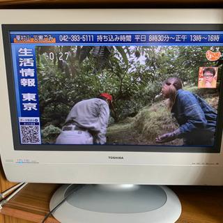 TOSHIBA 26L400V テレビ