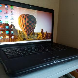 ノートパソコン lenovo G550 Windows10 Pr...