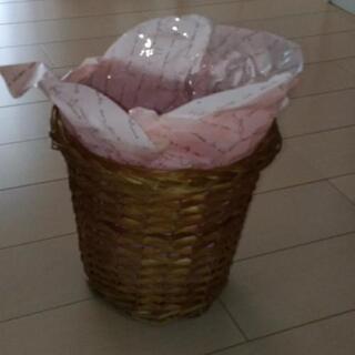 鉢カバー、受け皿、アレンジ用籠