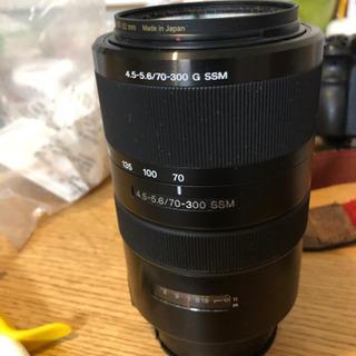 値下げ ソニー SAL70300G 70-300mm F4.5-...