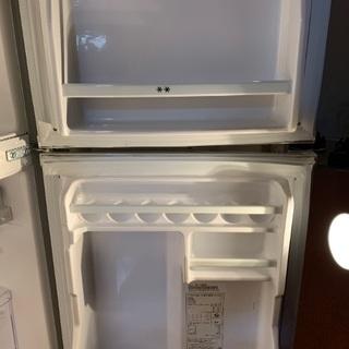 大宇 2ドア 冷凍 冷蔵庫 86L 2014年製 DR-T90AS - 船橋市