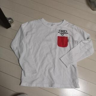 スキップランド140サイズ白長袖