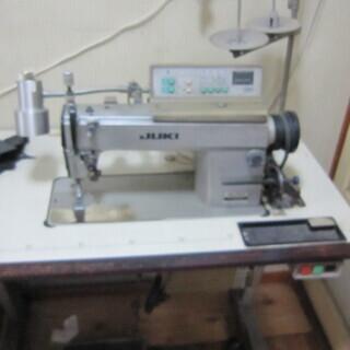値下げ JUKI DDL-5580 SC-220 工業用ミシン ...