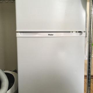 Haier冷蔵庫 2014年制