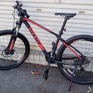 札幌市 GIANT ジャイアント 自転車 マウンテンバイク AT...