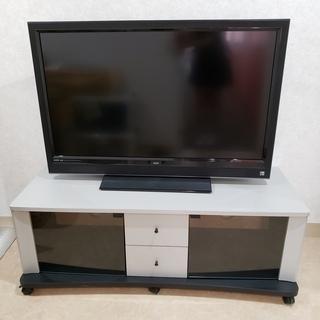 42型 ハイビジョン液晶テレビ + テレビ台 セット