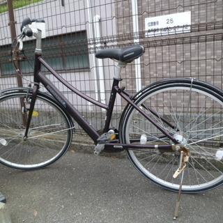 ★中古自転車=ブリヂストン・MARIPOSA26インチ 3速 引...
