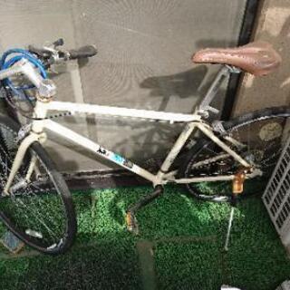 エビス  クロスバイク 自転車