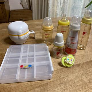 哺乳瓶 離乳食 食器 器具☆おしゃぶり☆フリーザーバッグ 小分け...