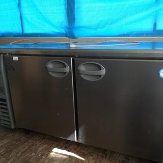 冷蔵コールドテーブル 内装樹脂鋼板