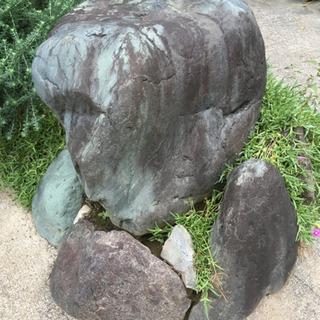 庭石 各種