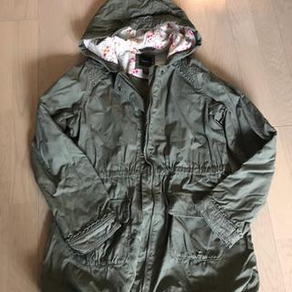 GAPモッズコート 160サイズ  冬服ジャケット 女の子