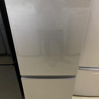 冷蔵庫 AQUA アクア AQR-13G(S) 2017年製 2...