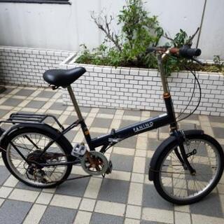 折り畳み自転車パニーノ