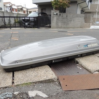 ルーフボックス RV-INNO BR-500 容量450ℓ 最大...
