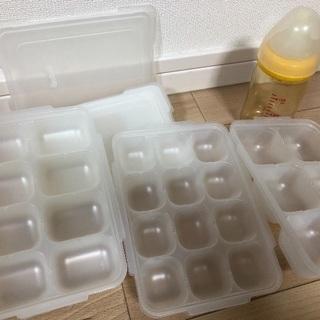 リッチェル 冷凍保存容器(中古品)