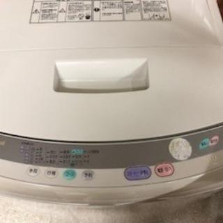 ナショナル洗濯機NA-F60E/A