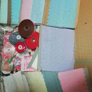 【値下げ】手芸材料 レース リボン 小物作り パッチワーク