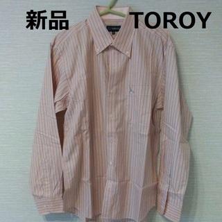 【新品】TOROY  長袖シャツ