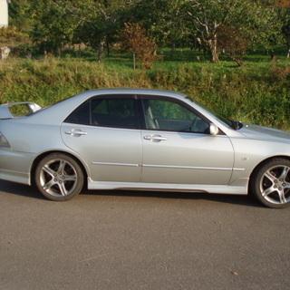 アルテッツァ RS200