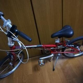 折りたたみ自転車 DAHON ボードウォーク
