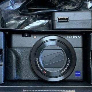 美品デジタルカメラSONY RX100Ⅲ