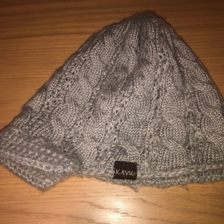 KAVUのニット帽★美品