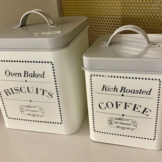ビスケット コーヒーのポットセットを入荷致しました!