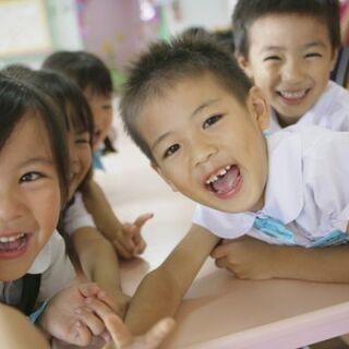 【幼稚園でのパート保育補助】週3日から&9:00~14:0…