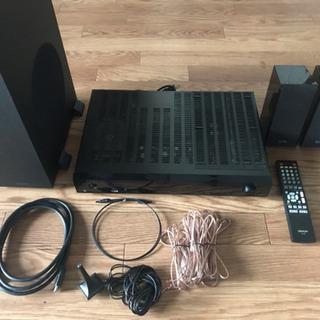 DENON AVC-S511HD5.1ch AVサラウンドアンプ...