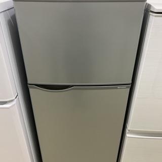 冷蔵庫 SHARP シャープ SJ-H12B-S 2016年製 ...