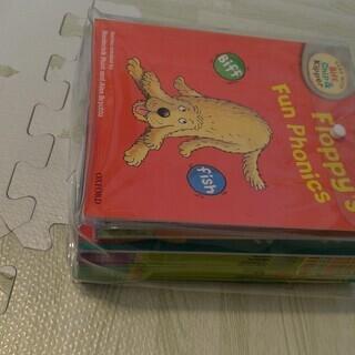 英語初学者もしくは幼児向けの洋書 計78冊