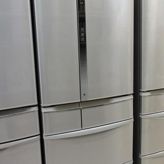 Panasonic/パナソニック 6ドア冷蔵庫 2011年製 4...