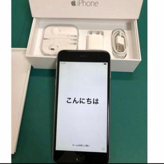 iPhone6 Plus Space Gray 128GB