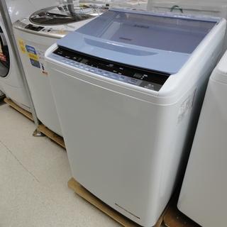 HITACHI/日立 8.0kg 洗濯機 2018年製 BW-8...