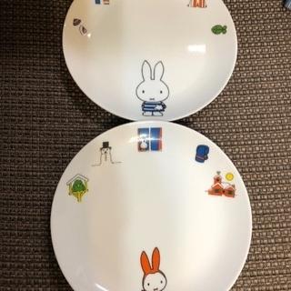 ミッフィー絵皿
