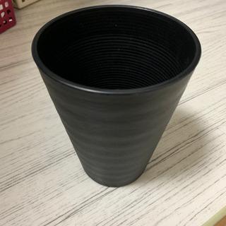 植木鉢 4号サイズ 黒 セラアート