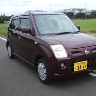 日産 ピノ 平成21年車 車検令和2/12月
