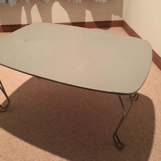脚折れ式 ローテーブル