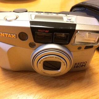 PENTAX ESPIO 140M フィルムカメラ ペンタックス