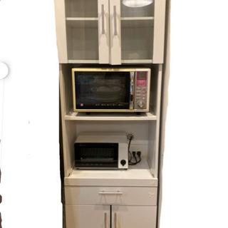 食器棚 レンジ台