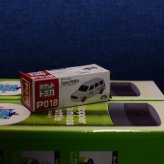 トヨタ プロボックス ポケットトミカ P018