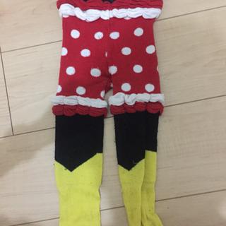 ミッキ タイツ mickey 80cm ハロウィン クリスマス
