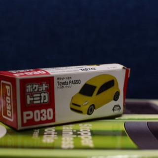 トヨタ パッソ P030