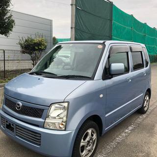 MJ21S AZワゴン FX 4WD 車検2年付けても総額9万円