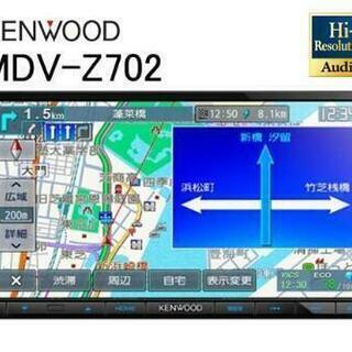 ケンウッド KENWOOD 最上級Zシリーズ 彩速 カーナビ M...