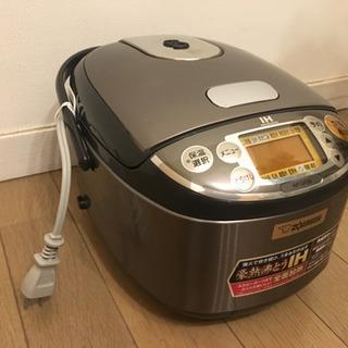象印 IH炊飯器 3合炊き