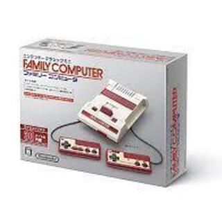 ファミリーコンピューター ニンテンドークラシックミニ